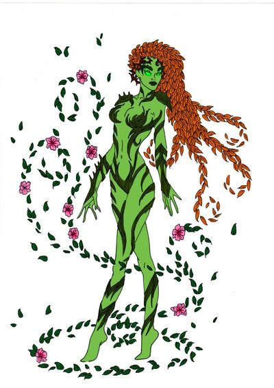 Poison Ivy (Ultimate DC) (1)