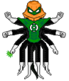Greenlanternofsector3009