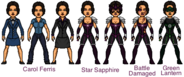 Star Sapphire (Carol Ferris)