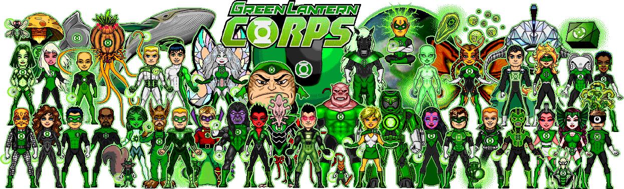 GreenLanternCorps RichB