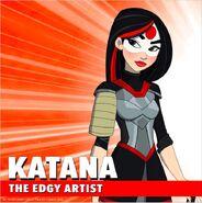 Katana description
