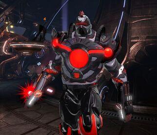 Totenfaust new armor