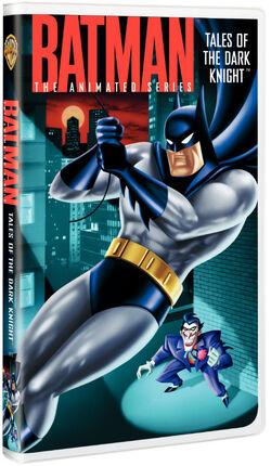 Batman Tales of the Dark Knight VHS