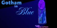 Gotham in Blue