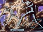 Stalker electrocuted