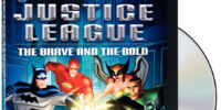 Justice League - The Brave and the Bold (DVD)