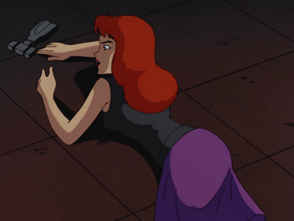 File:Barbara falls after trying to help Batman.png