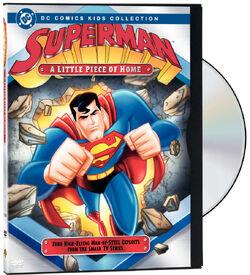 Superman A Little Piece of Home