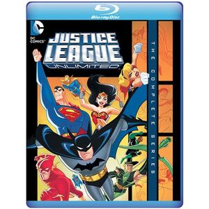Justice League Unlimited The Complete Series