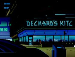 Deckard's Kitchen