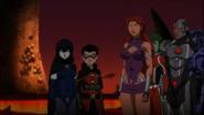 Teen Titans Third Formation