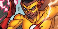 Kid Flash (Earth-126AA)/Gallery