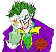 Joker nightofthebat