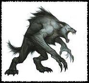 Wolfman Werewolf 2