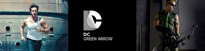 Dclegends arrow