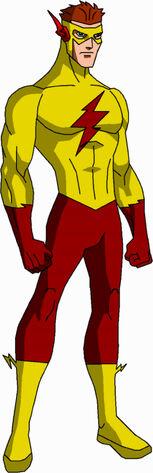 File:Kid Flash.jpg