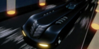 The Batmobile (DC Animated Universe)