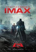 Batman v Superman Dawn of Justice IMAX poster