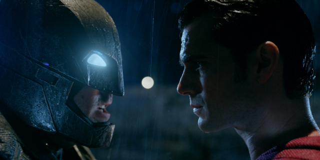File:Batman and Superman face each other.png