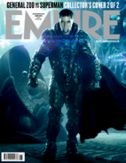 Empire - Man of Steel June 2013 variant cover - Zod 2