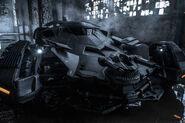 Batmobile first look