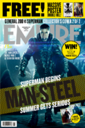 Empire - Man of Steel June 2013 variant cover - Zod 1