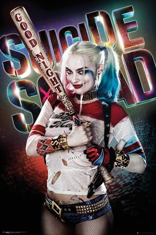 File:GB Posters - Suicide Squad Harley Quinn Good Night Maxi Poster.jpg