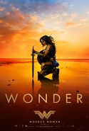 Wonder Woman teaser poster 5