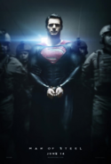 Man of Steel teaser poster