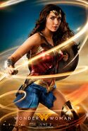 Wonder Woman teaser poster 7