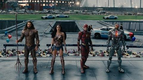 Justice League - Comic-Con Sneak Peek HD