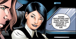 Mercy in the Lex Luthor prequel