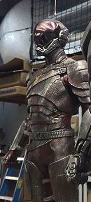 BvS Flash Post-Apocalyptic Suit