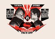 Batman v Superman Dawn of Justice promo - the ultimate face off
