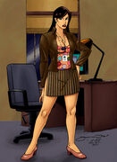 1624796-lois lane color by battlereaper d2zd1b4