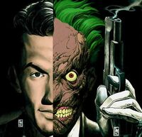 Two Face II by Shadowhawk27