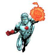 Captain Atom 008