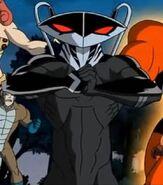 Black Manta (Superman Batman Public Enemies)