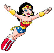 Wonder Woman (DC Super Friends)