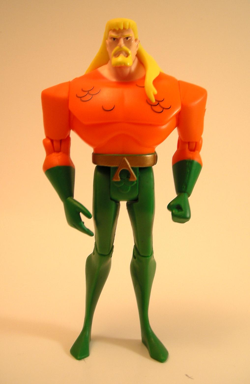 Aquaman 2 Ver 1 Dc Hall Of Justice Wiki Fandom Powered