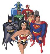 Justice League (JLU)
