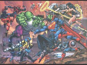 DC vs Marvel