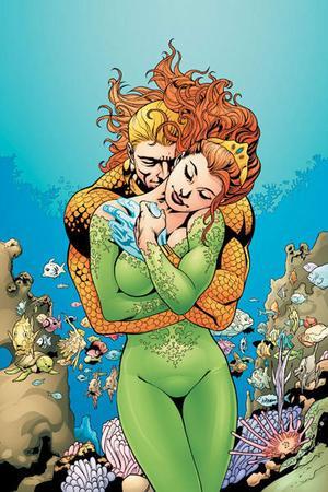 Aquaman e mera