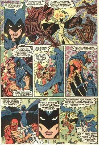 Raven powers