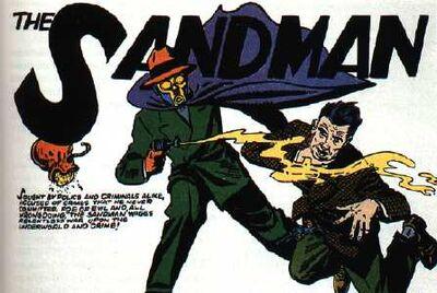 Sandman sleepgun