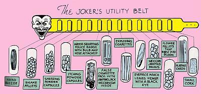 Joker belt 3