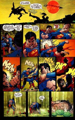 Superman x superboyprime