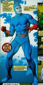 Blue Beetle Dan Garrett