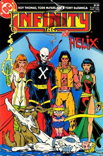 HELIX Infinity Inc Vol 1 17