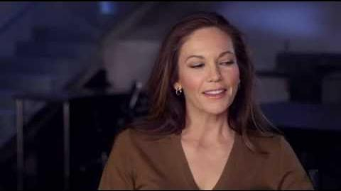 Man of Steel Interview - Diane Lane